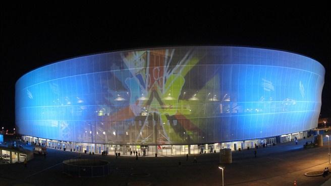 Вроцлав - Муниципальный стадион - 1
