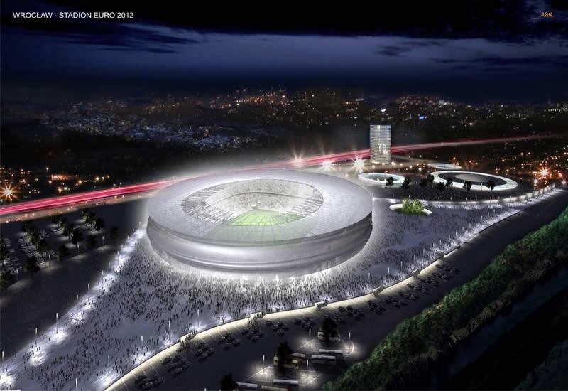 Вроцлав - Муниципальный стадион - 2