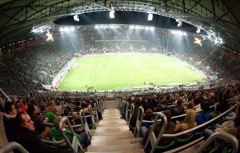 Вроцлав - Муниципальный стадион - 3