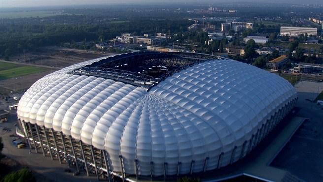 Познань - Муниципальный стадион - 1