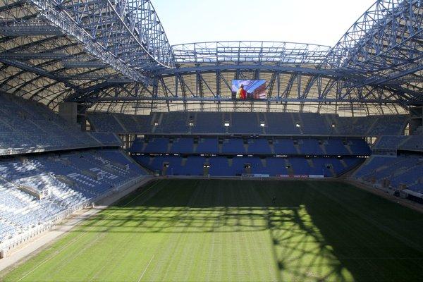 Познань - Муниципальный стадион - 2