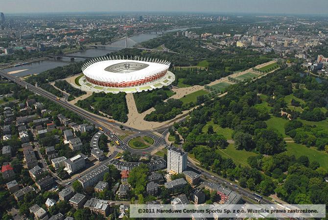 Варшава - Национальный стадион - 1
