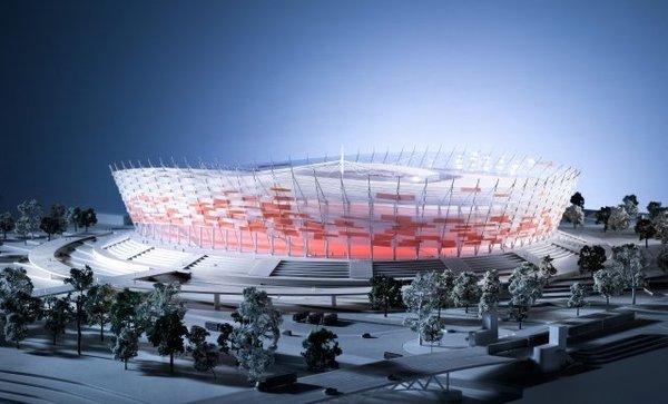 Варшава - Национальный стадион - 2