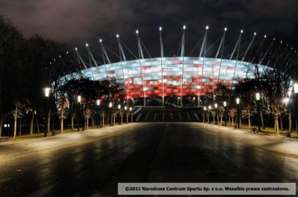 Варшава - Национальный стадион - 3