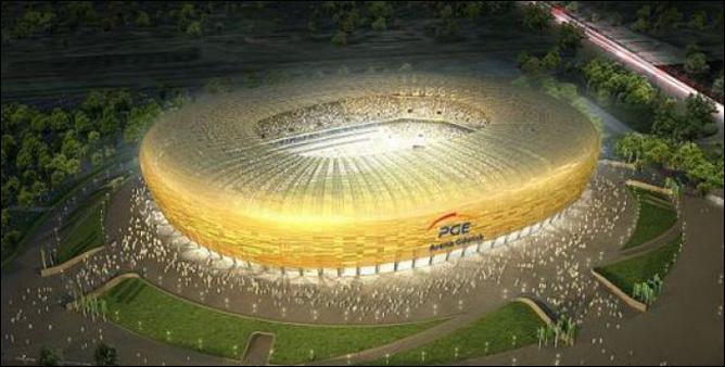 Гданьск - PGE-Arena - 1