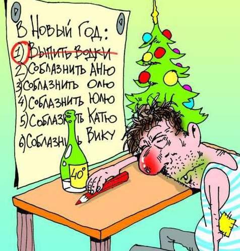 Откуда взялись рождество и новый год